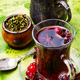 Hot tea with cranberry - PhotoDune Item for Sale