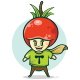 Tomato Kids Logo - GraphicRiver Item for Sale
