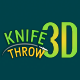 Knife Throw 3D - A Knife Hit Clone Made In Buildbox 3