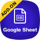 Google Sheets integration with ARForms - CodeCanyon Item for Sale