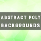Abstract Poly | Backgrounds - GraphicRiver Item for Sale
