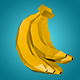Low Poly Fruit - 3DOcean Item for Sale