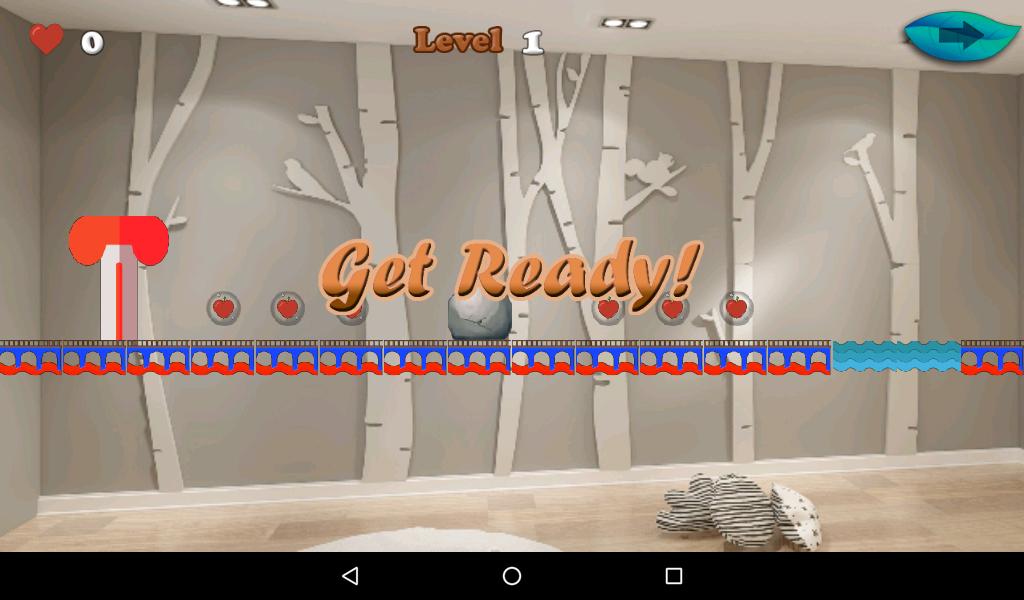 Bridge Girl Android Game App - 1