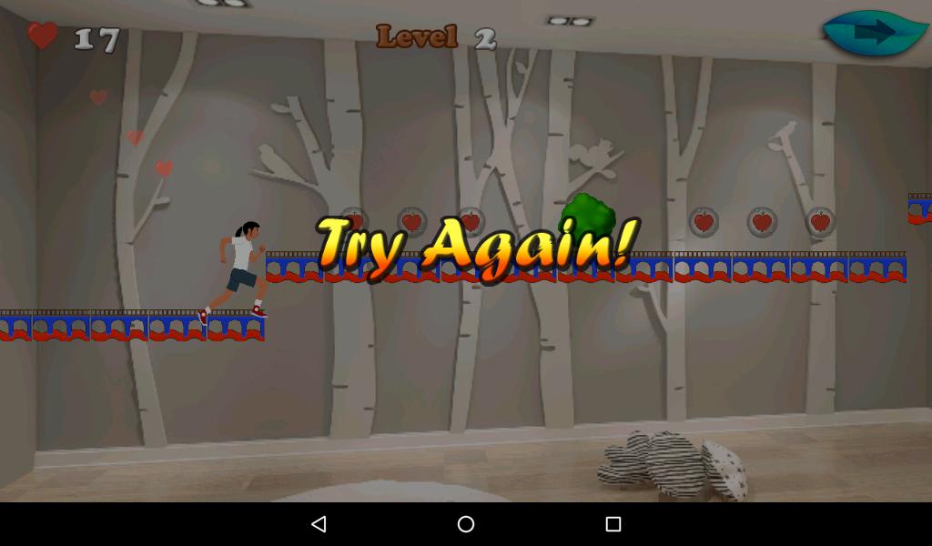 Bridge Girl Android Game App - 2