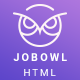 JobOwl - One Page Job Board HTML Template