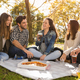 Friends eating pizza - PhotoDune Item for Sale