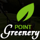 Greenery Point - Lawn, Landscaping & Gardening PSD Template