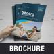 Holiday Travel Brochure Design v6 - GraphicRiver Item for Sale