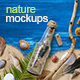 15 Nature Scenes & Mockups - GraphicRiver Item for Sale