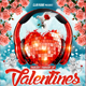 Valentines Bash Flyer - GraphicRiver Item for Sale