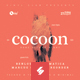 Cocoon - Minimal Party Flyer / Poster Template A3 - GraphicRiver Item for Sale