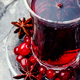 Hot drink with cranberries - PhotoDune Item for Sale