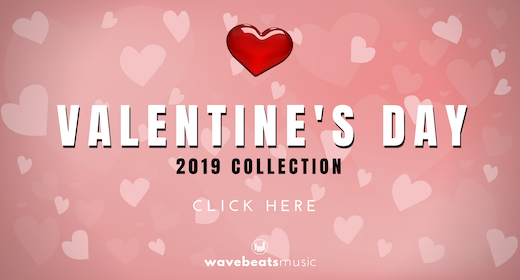 Valentine's Day 2019 Collection by WavebeatsMusic
