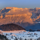 sunset in Bucegi Mountains, Romania - PhotoDune Item for Sale