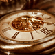 Close up on vintage clock - PhotoDune Item for Sale