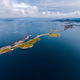 Atlantic Ocean Road aerial photography. - PhotoDune Item for Sale
