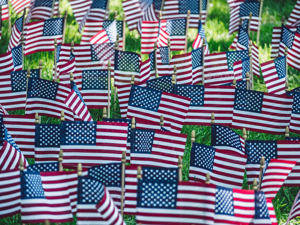 Independence Day of America - Stock Photo - Images