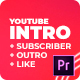 Short YouTube Intro Opener - VideoHive Item for Sale