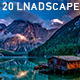 20 Landscape Lightroom Presets - GraphicRiver Item for Sale