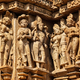 Famous stone carving sculptures of Khajuraho - PhotoDune Item for Sale