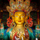 Maitreya Buddha in Thiksey Gompa - PhotoDune Item for Sale