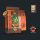 Coffee Brand Packaging - GraphicRiver Item for Sale