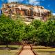 Sigiriya rock, Sri Lanka - PhotoDune Item for Sale