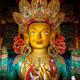 Maitreya Buddha in Thiksey Gompa - PhotoDune Item for Sale