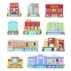 Cinema Urban Buildings - GraphicRiver Item for Sale