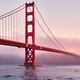 Golden Gate Bridge at sunrise, San Francisco, California - PhotoDune Item for Sale