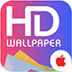 iOS Wallpapers App (HD, Full HD, 4K, Ultra HD Wallpapers) - CodeCanyon Item for Sale