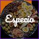 Especio | Gutenberg Food Blog WordPress Theme - ThemeForest Item for Sale