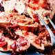Chicken breasts with cranberry sauce - PhotoDune Item for Sale