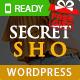 SecretSho - Fashion WordPress WooCommerce Theme (Mobile Layout Included) - ThemeForest Item for Sale