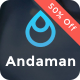 Andaman - Creative & Business WordPress Theme - ThemeForest Item for Sale
