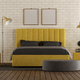 Black and yellow master bedroom - PhotoDune Item for Sale
