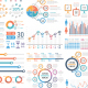 Infographic Elements Bundle - GraphicRiver Item for Sale