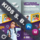 Kids School Bundle Templates - GraphicRiver Item for Sale