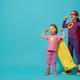 children playing superhero - PhotoDune Item for Sale