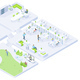 Company Office Rooms Isometric Vector Interiors - GraphicRiver Item for Sale