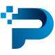 Pixel P Letter Logo - GraphicRiver Item for Sale