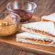 A peanut butter and jelly sandwich - PhotoDune Item for Sale