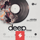 Deep Sound vol.2 - Party Flyer / Poster Template A3 - GraphicRiver Item for Sale