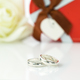 White rose and heart-shaped box-2 - PhotoDune Item for Sale