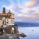 Atrani town in Amalfi coast, panoramic view. Italy - PhotoDune Item for Sale