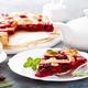 American cherry pie with fresh berries - PhotoDune Item for Sale