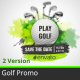 Sport Golf Logo Opener - VideoHive Item for Sale