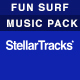 Fun Tarantino Surf Pack