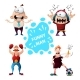 Characters - GraphicRiver Item for Sale