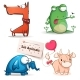 Animal Set - GraphicRiver Item for Sale